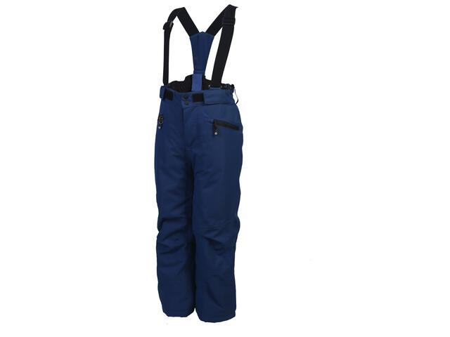 Color Kids Sanglo Pantalon de ski rembourré Enfant, estate blue